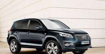 Toyota RAV4 лидирует на рынке Дальнего Востока