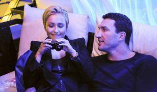 Свадьба Кличко и Панеттьери пройдет в День независимости Украины