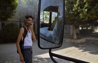 Авария с россиянами в Египте произошла из-за лопнувшего колеса
