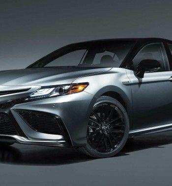 Представлен Toyota Camry 2021 сгибридным мотором и«автопилотом»