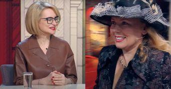 «Она похожа накресло изгарнитура»: Хромченко обсмеяла наряд героини вэфире «Модного приговора»