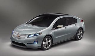 Новый Chevrolet Volt представят общественности уже в 2015 году