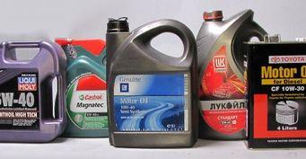 Как правильно выбрать масло для двигателя