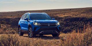 Volkswagen Taos для американского рынка, источник: Volkswagen