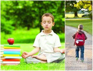 Малыш должен уметь управлять эмоциями и самостоятельно добираться до дома. Коллаж: Елена Лановая
