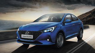 Фото: Hyundai Solaris, источник: Hyundai