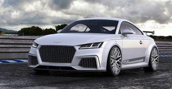 Новая Audi TT