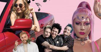 От Егора Крида до Green Day: что послушать в машине этим летом
