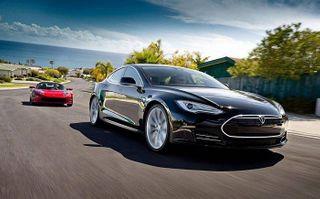 Tesla Model S - самый продаваемый автомобиль в Норвегии