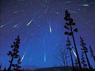 25 мая пройдет массивный метеоритный дождь