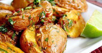 Муж придумал рецепт запеченной картошки иназвал ее«Пузатая»