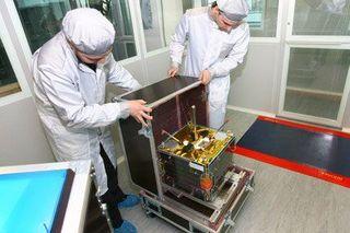 Российский частный спутник DX1 начал работать на орбите