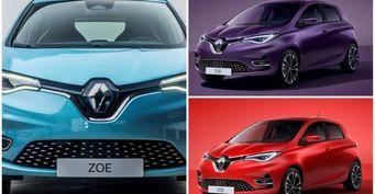 Автокритик рассказал про новый электромобиль Renault ZOE 2020: Будущее уже наступило