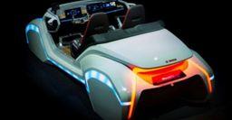 Компания Bosch представила «умный» концептуальный автомобиль