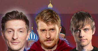 Современный Stand Up— это мрачные реалии России: Ввыступлениях Поперечного, Усовича иВоли ужасной правды больше шуток