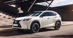 В октябре начнутся продажи спорт-версии Lexus NX