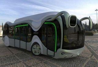 9 июля автокомпания «МАЗ» презентует новую модель автобуса