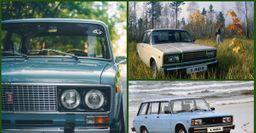 ТОП-3 автомобилей из отряда «бессмертной классики»: Как не ошибиться в выборе ВАЗ-2104, ВАЗ-2106 и ВАЗ-2107