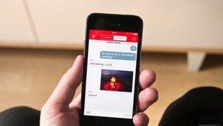 Новый мессенджер FireChat стал лидером скачиваний в App Store
