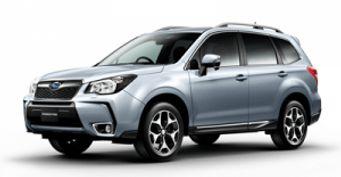 Обзор на Subaru Forester 2013 (Субару Форестер 2013)