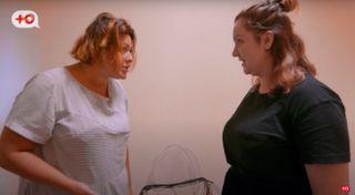Конфликт между Дашей «Великой» и Элеонорой, которая защищала Нику