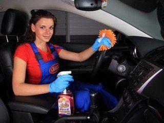 Химчистка автомобиля является нормой жизни