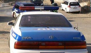 В Приморье нашли угнанный два месяца назад автомобиль