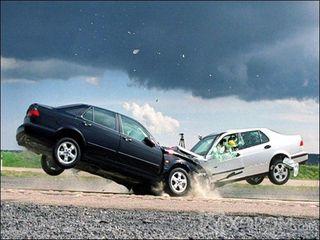 Свежая подборка аварий и ДТП за весну 2014 года