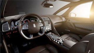 Обзор эксклюзивного автомобиля Citroen DS5