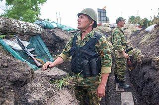 Ополчение ДНР снова штурмует аэропорт Донецка