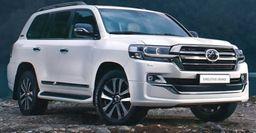 Обновленный Toyota Land Cruiser 200 получит экологичный турбодизель