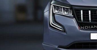 «Прадо» по-индийски: Рендер нового Mahindra XUV500 за1,33млн рублей