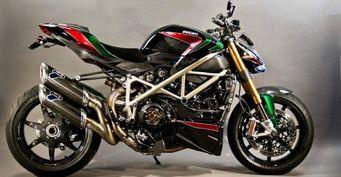 Rizoma представит линейку тюнинговых Ducati XDiavel