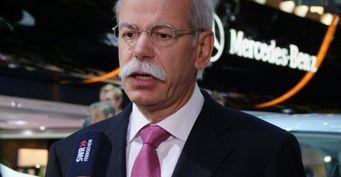 Mercedes-Benz не боится российского кризиса