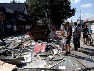 В Донецкой области за 6 месяцев боев погибли более 950 мирных жителей