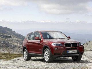 Новая BMW X3 получит сразу два «заряженных» варианта