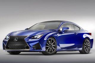 Стала известна цена нового Lexus RC F V8