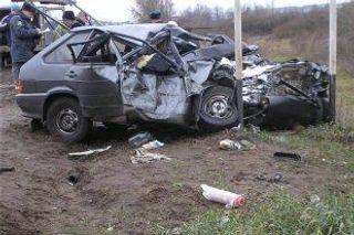 В Удмуртии ДТП привело к гибели 2 человек