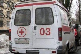 В Ульяновске иномарка врезалась в автомобиль ГИБДД, есть пострадавшие