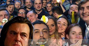 Эрнст побоялся скандала: Зрители финала КВН принесли победу команде «Так-то»