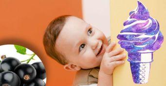 Рецепт детского мороженного из смородины, которое сохранит полезные свойства ягоды
