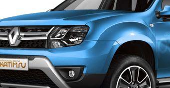 Вместо Vesta SW Cross и Kodiaq: Показан рендер семиместного Renault Duster