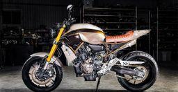 Origin8or Cycles показал нейкед Yamaha MT-07