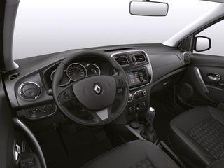 Фото: Салон Renault Logan 2, источник: Renault