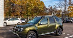 «Эталон проходимости»: Renault Duster сравнили с 20-летней Honda CR-V на бездорожье