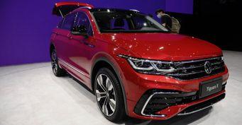 Поцене «Прадика»: Кросс-купе Volkswagen Tiguan Xпредставлено «вовсей красе»