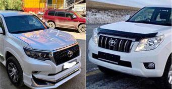 Посвежел на 10 лет: Как «омолодить» Toyota Land Cruiser Prado 150 показали российские тюнеры