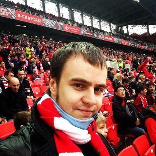 Stand Up комик Абрамов и футбол фото