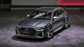 Audi RS6 2020. Фото: Audi