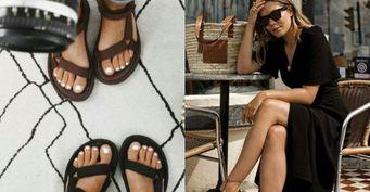 Массивные сандалии 2020: Особенности фасона и стильные сочетания — советы имиджмейкера